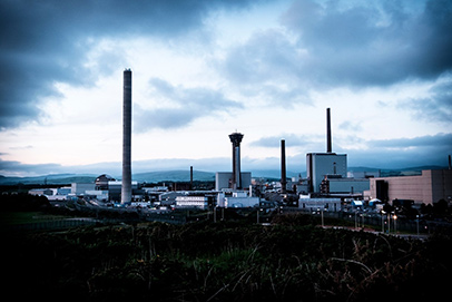 Sellafield Nuclear site